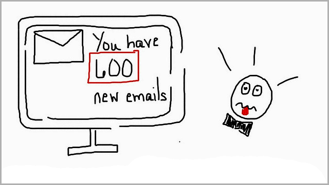 Letting go of your inbox