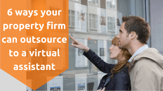 6 ways your property firm can outsource to a virtual assistant