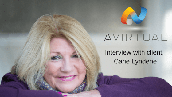Carie Lyndene talks to us about her experience at Outsourcery