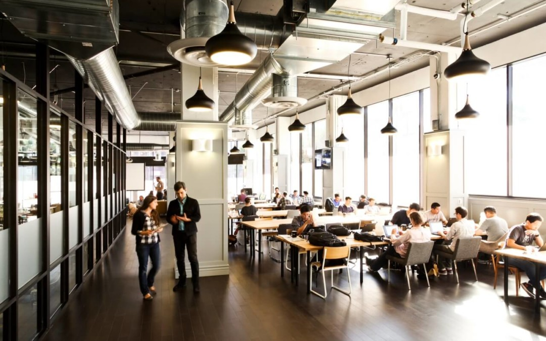 Grow your business in a co-working space